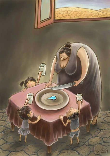 第十届国际环保漫画插画大赛颁奖在即 - 中国日报网