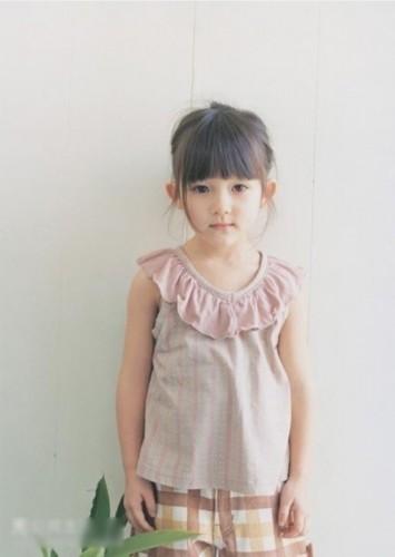 12岁美少女图片_俄罗斯9岁小萝莉成国际超模 被誉世界最美少女[28]- 中国日报网