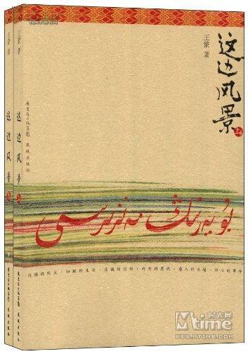 第九届茅盾文学奖获奖长篇小说:王蒙《这边风景》