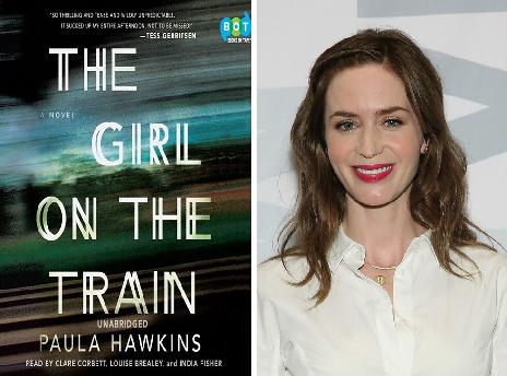 同名电影《火车上的女孩》由艾米莉·布朗特领衔主演,外界已经将该片