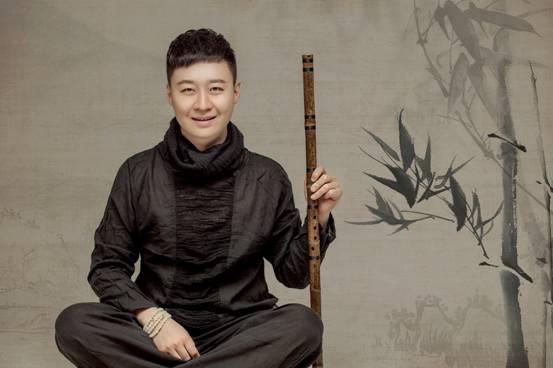 著名教学演奏家创作音乐人胡帅:数列也流行国乐的情景概念笛子设计图片