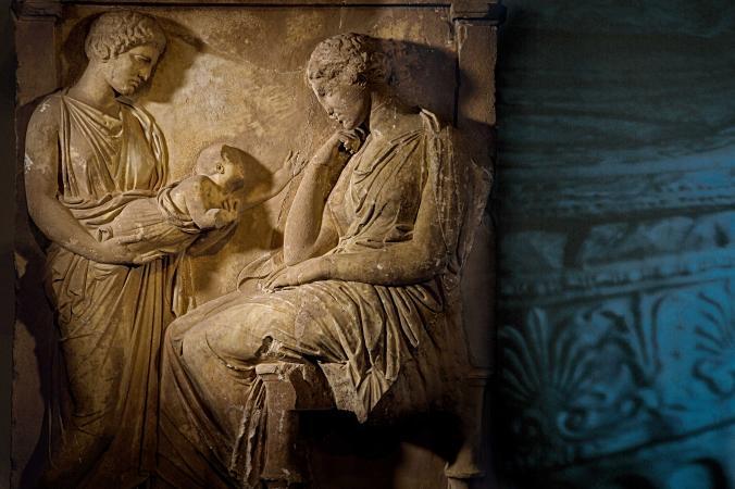 希腊人是如何改变来世观的?