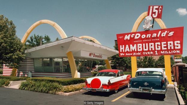 麦当劳标志背后不为人知的故事图片