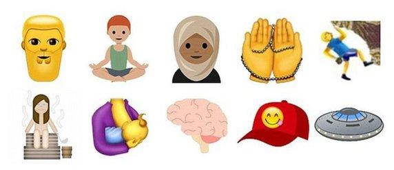 Emoji表情2017年更新预告你将表表这些用到情包恶搞的大发图片