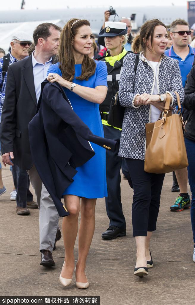 盘点凯特王妃背后的女人们 生活工作中的左膀右臂