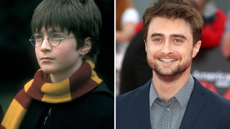 《哈利波特》210年 那些演员们你还认识吗?