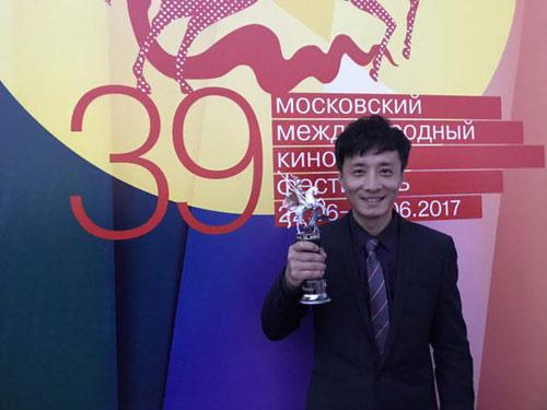 高子沣领衔主演《塬上》获莫斯科电影节最高奖项