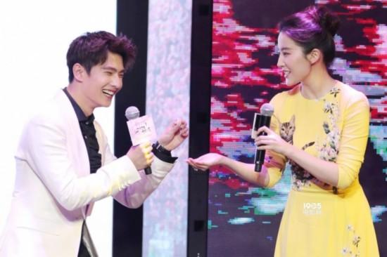 刘亦菲演绎酒仙 杨洋拍《3生3世》憋出内伤