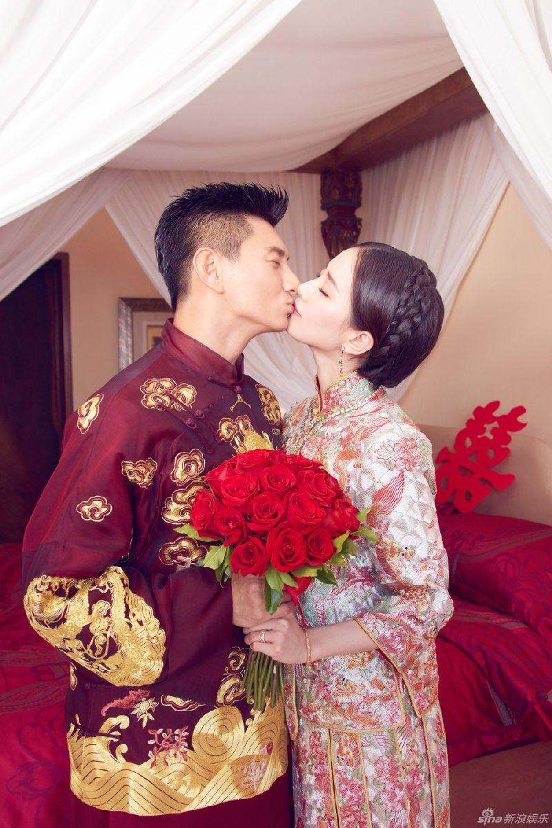 杨幂刘诗诗安以轩 盘点 仙剑 女星结婚照