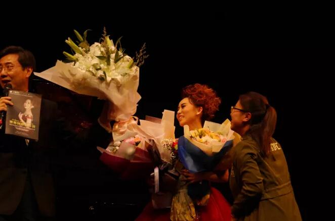 歌唱家吴睿睿,对于歌剧事业她的尊重和严谨,超过其他所有事