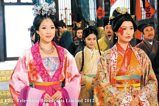 中国古代四大丑女钟无艳的