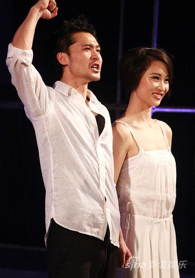 模特刘畅老婆照片
