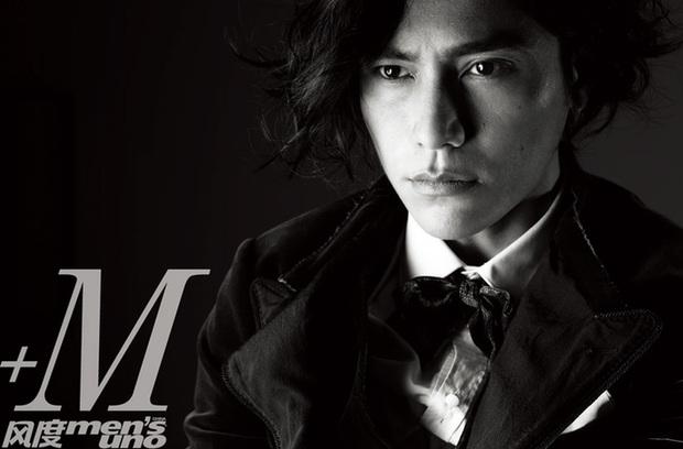 陈坤登/据悉,《+M》是著名的男性时尚生活类杂志《风度men's uno》...