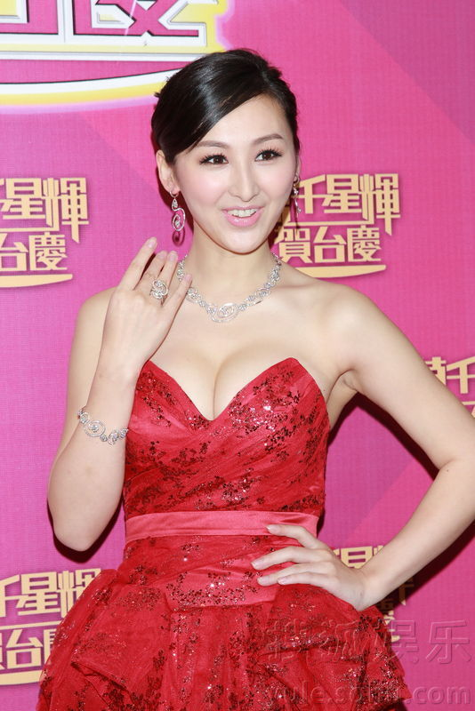 TVB贺台庆性感性感亮相尽露图片线[5]事业邓紫棋的女星演唱会图片
