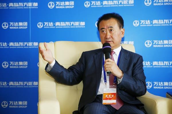 奥斯卡/万达集团董事长王健林