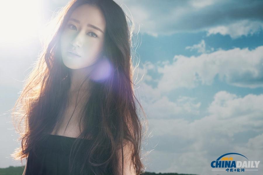 第一美女作曲人林天爱新曲首发 中文文化