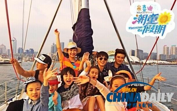 日前有消息称,韩国小正太金镇雄将加盟《潮童假期》的录制,exo更有望