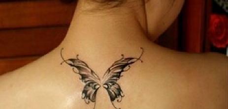 女生盖纹身图案设计分享展示