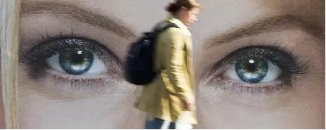 为什么总感觉有人看着你?