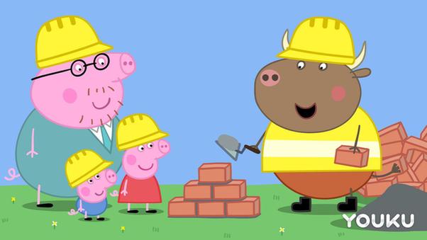 《小猪佩奇》第五季优酷开播 粉红猪领衔 萌娃
