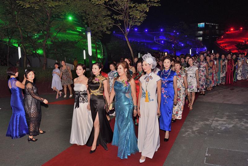 中国旗袍文化节《中华最美夫人》国际大赛全国新闻发布会 于佛山起航