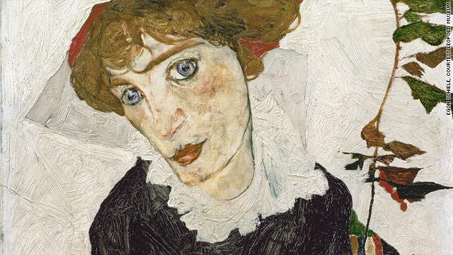 席勒/威利·诺依齐是埃贡·席勒的灵感缪斯兼爱人。
