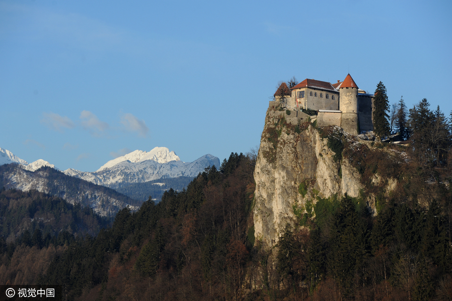 梦幻 圣马力诺/12.意大利,圣马力诺(San Marino, Italy)。