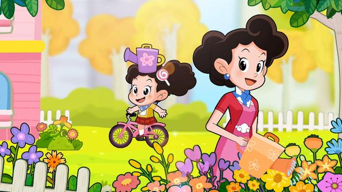 棉花糖和云朵妈妈_《棉花糖和云朵妈妈》第二季,讲好中国故事的系列动画片